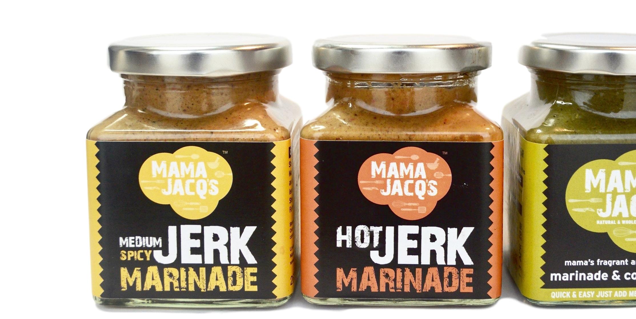 Mama Jacq's/s Jerk Sauce