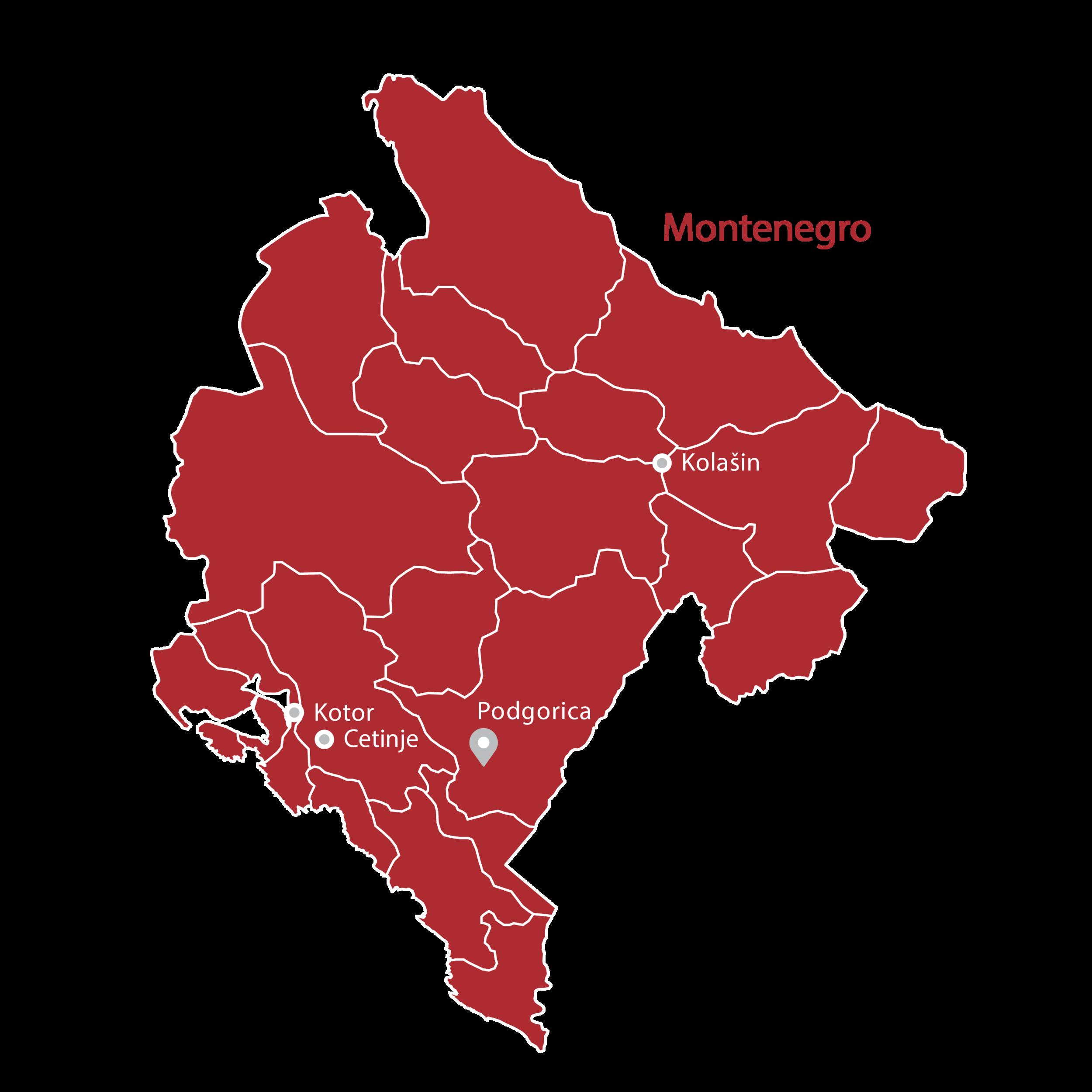 Montenegro — Công ty TNHH MTV MN&P