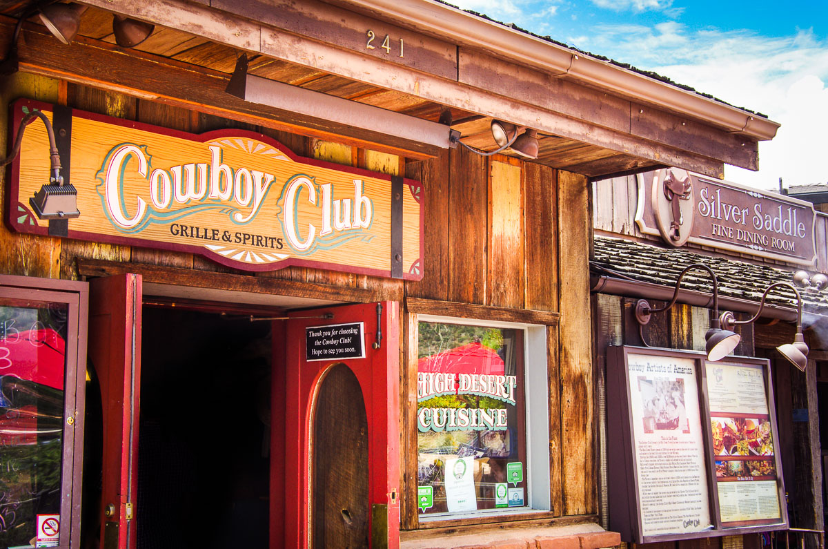 cowboy club silver saddle
