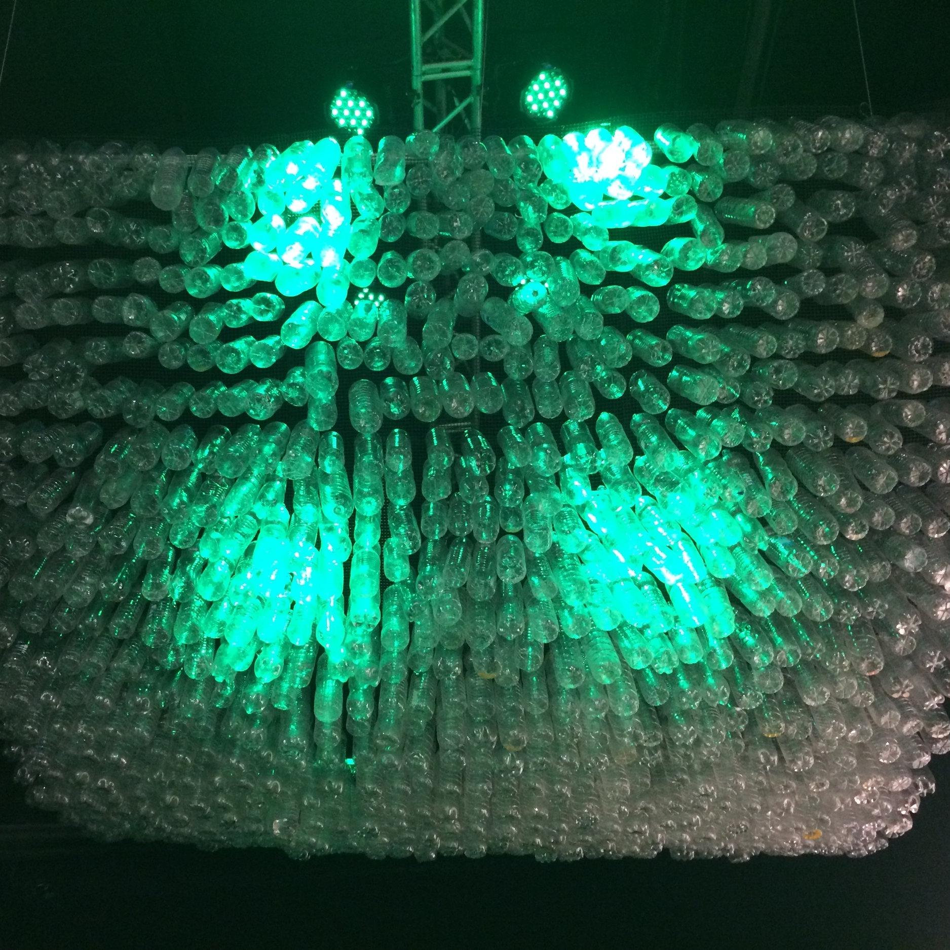 FITMA 2017 I  Botlight - Instalación I Castillo + Tumburus