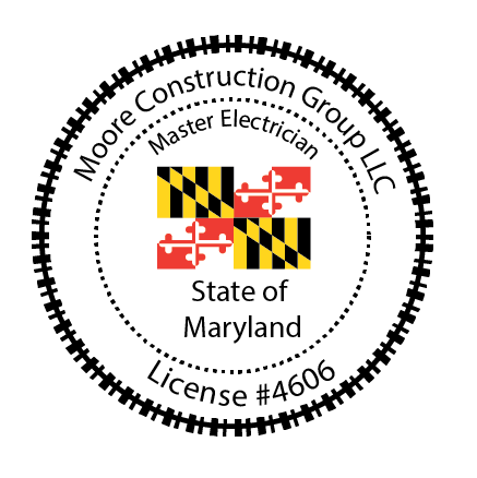 Master Electrician, Maryland