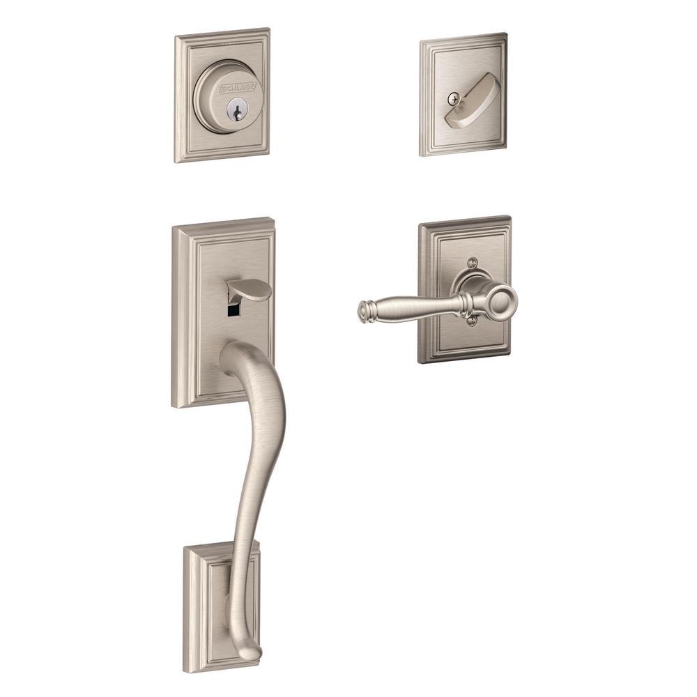 Primary lockset