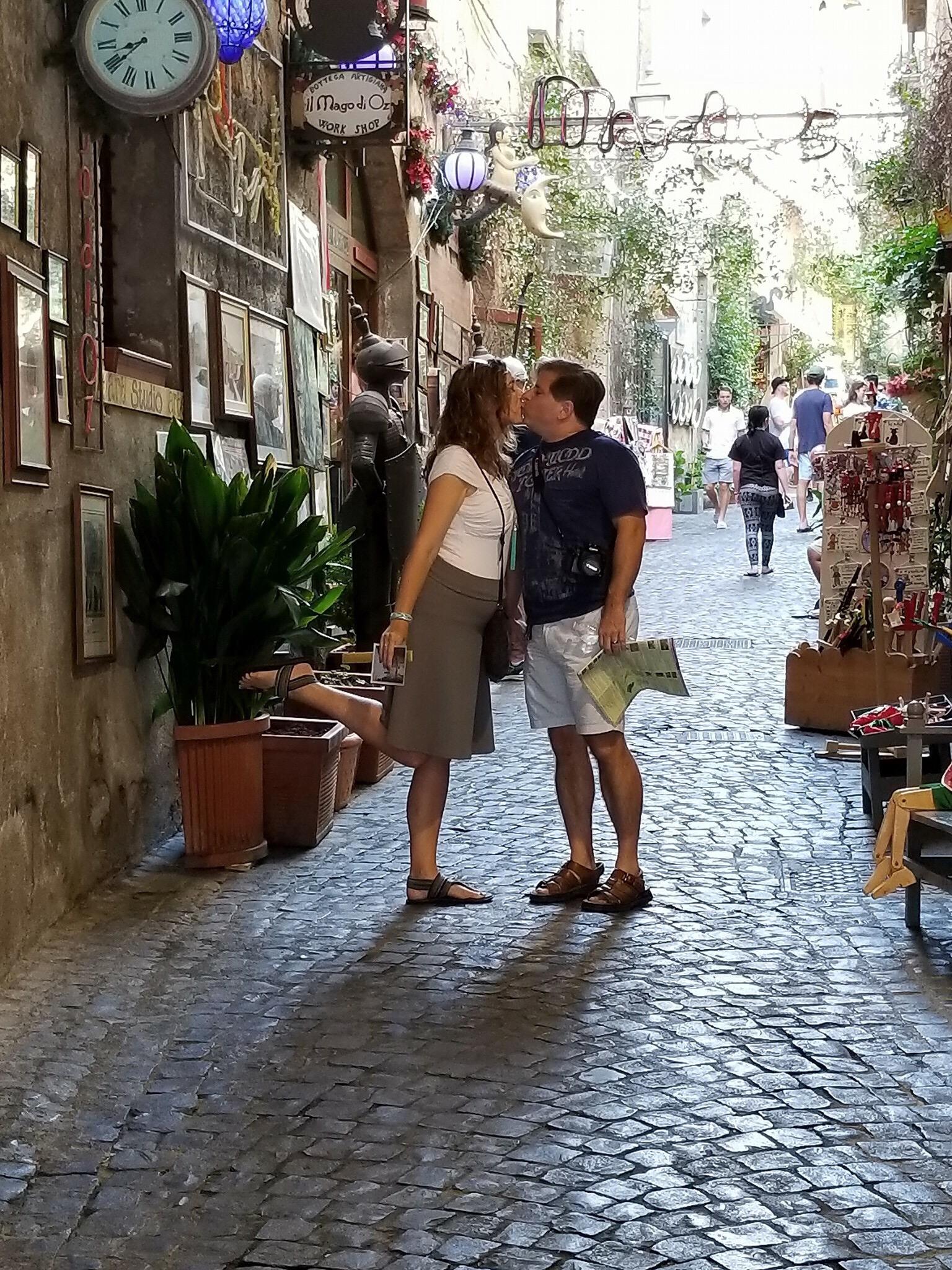 Orvieto - side street