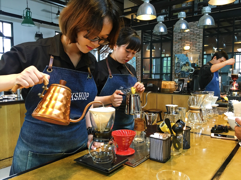Workshop Coffee Saigon/Ho Chi Minh
