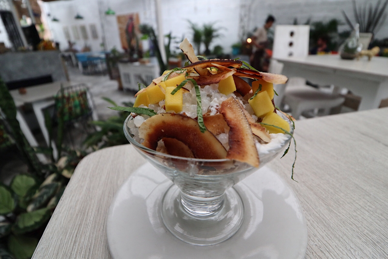 Dessert at Verdeo