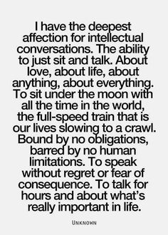 intellectualconversation