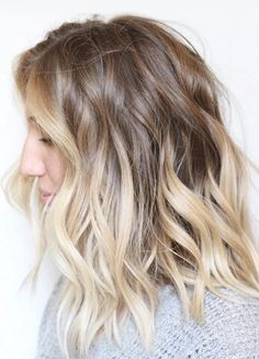 serious hair feels - summer 'do, summer travel, placing her best foot forward, Em is having her hair done this week, and this look is serious inspiration. all about that lived in look.