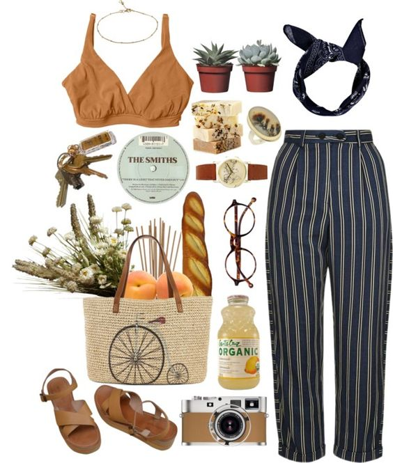 this look - casual and stylish. dressing can be hard when you're struggling with depression. throw this on, and get yourself doing something, like going to the farmers market, for a change of scenery and a mood lift.