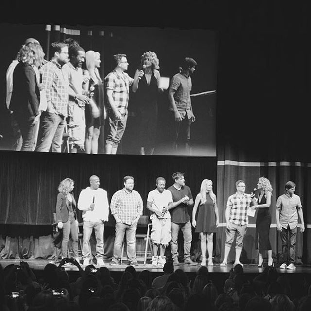 We are so grateful to and humbled by our amazing fans for making Inside OTH the event to remember. Can't believe it's been a year since the convention 💙!