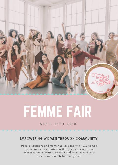 NYC Event Planner @lovechauntie Women Empowerment Event