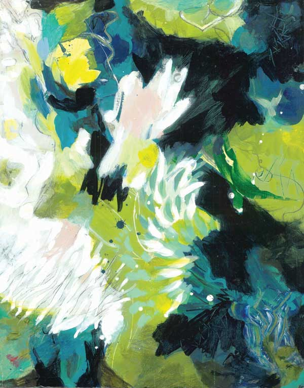 2019 paintings — Heidi Marie Faessel