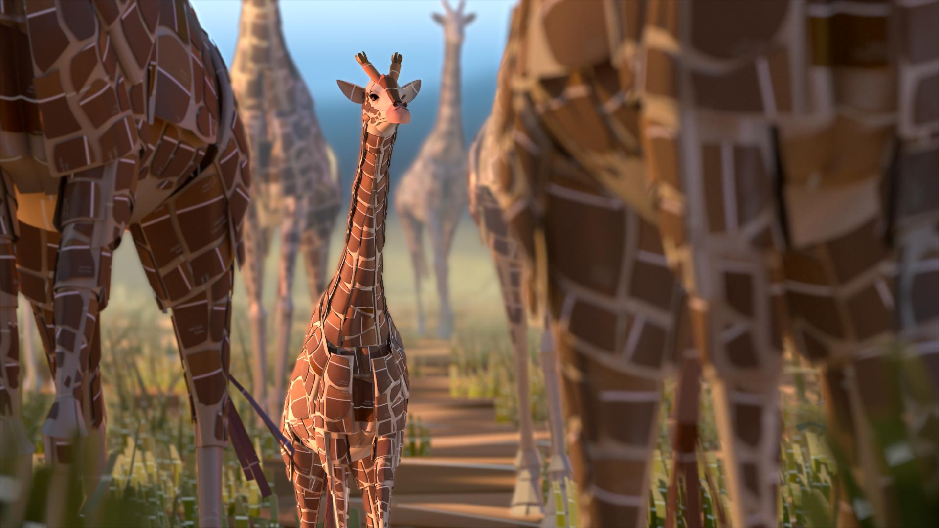"BUCK Design  - Sherwin Williams ""Safari"""