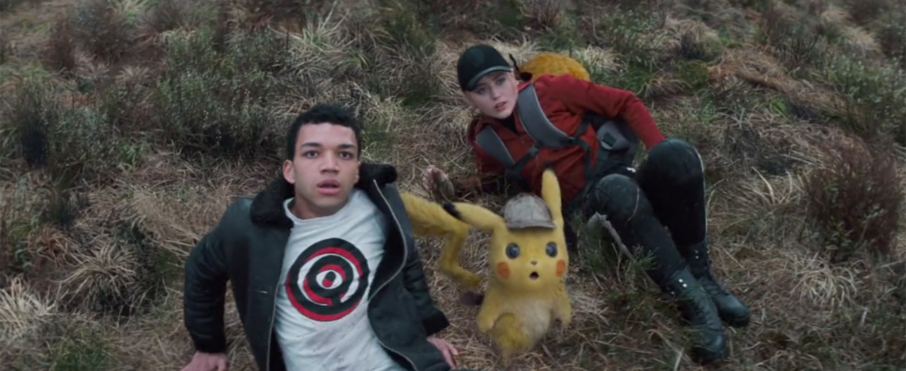 MPC Film  - Pokémon Detective Pikachu