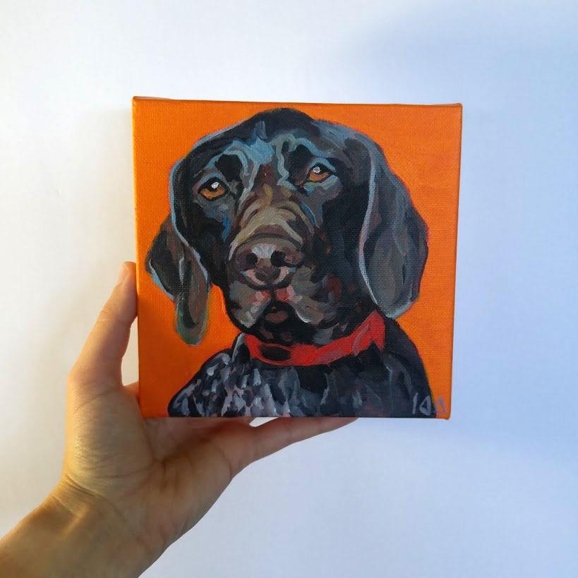 Custom Pet Portraits -