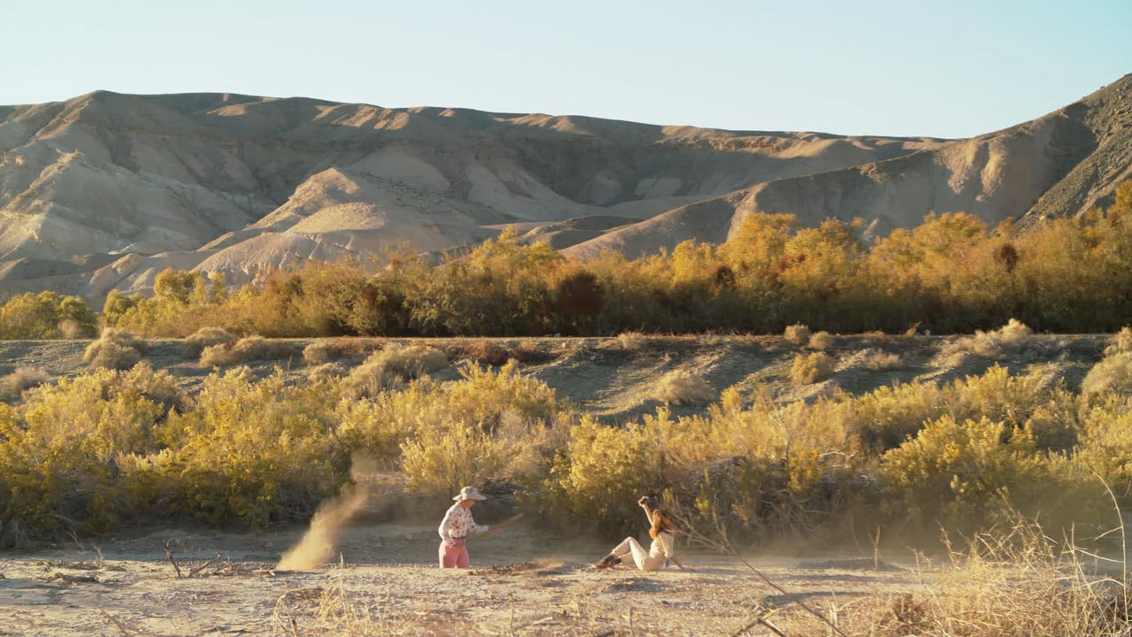 A Scene from Wendy McColm's Film 'Birds Without Feathers'