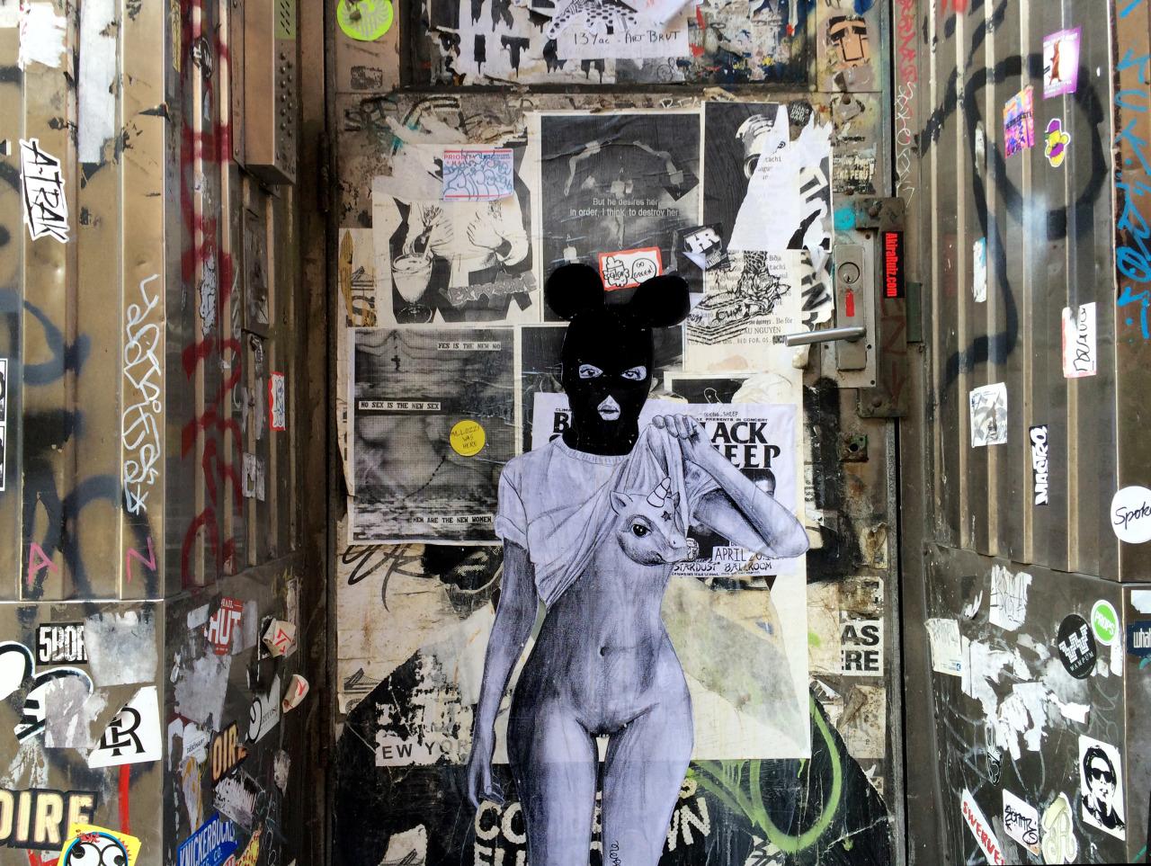 MissMe - The Artful Vandal