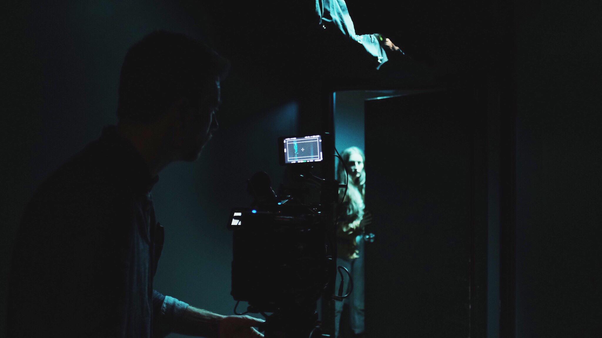 Bones - A short film by Matthew Underwood (BTS)