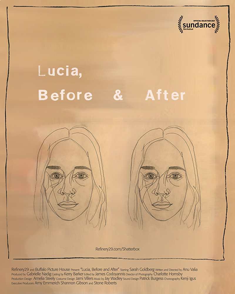 Lucua, Before and After - a film by Any Valia