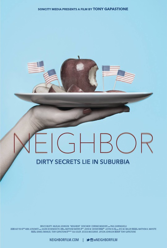 Neighbor - a short film by Tony Gapastione