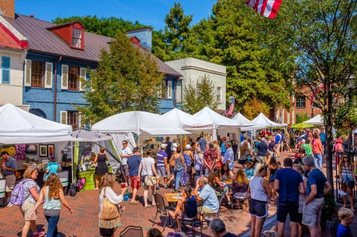 First Sunday Arts Festivals
