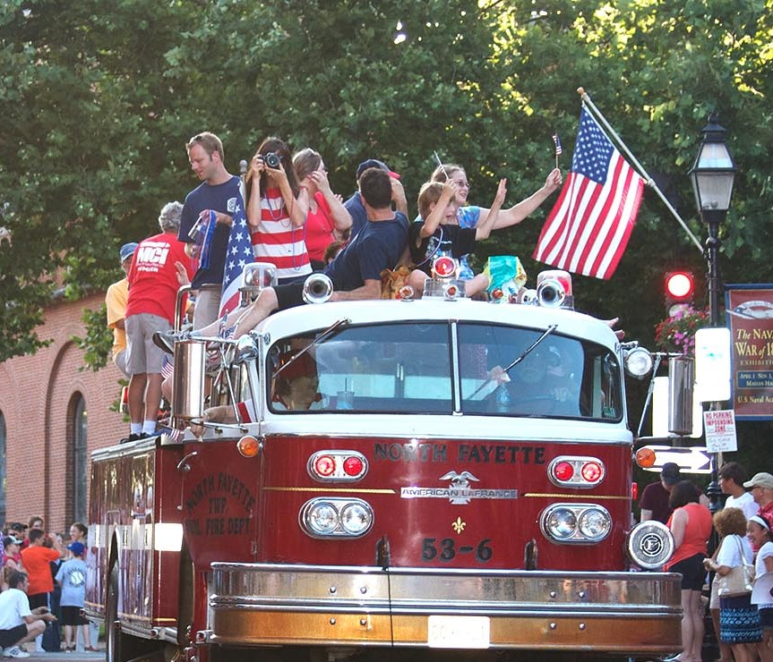 Annapolis 4th of July Parade
