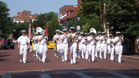 Annapolis Memorial Day Parade