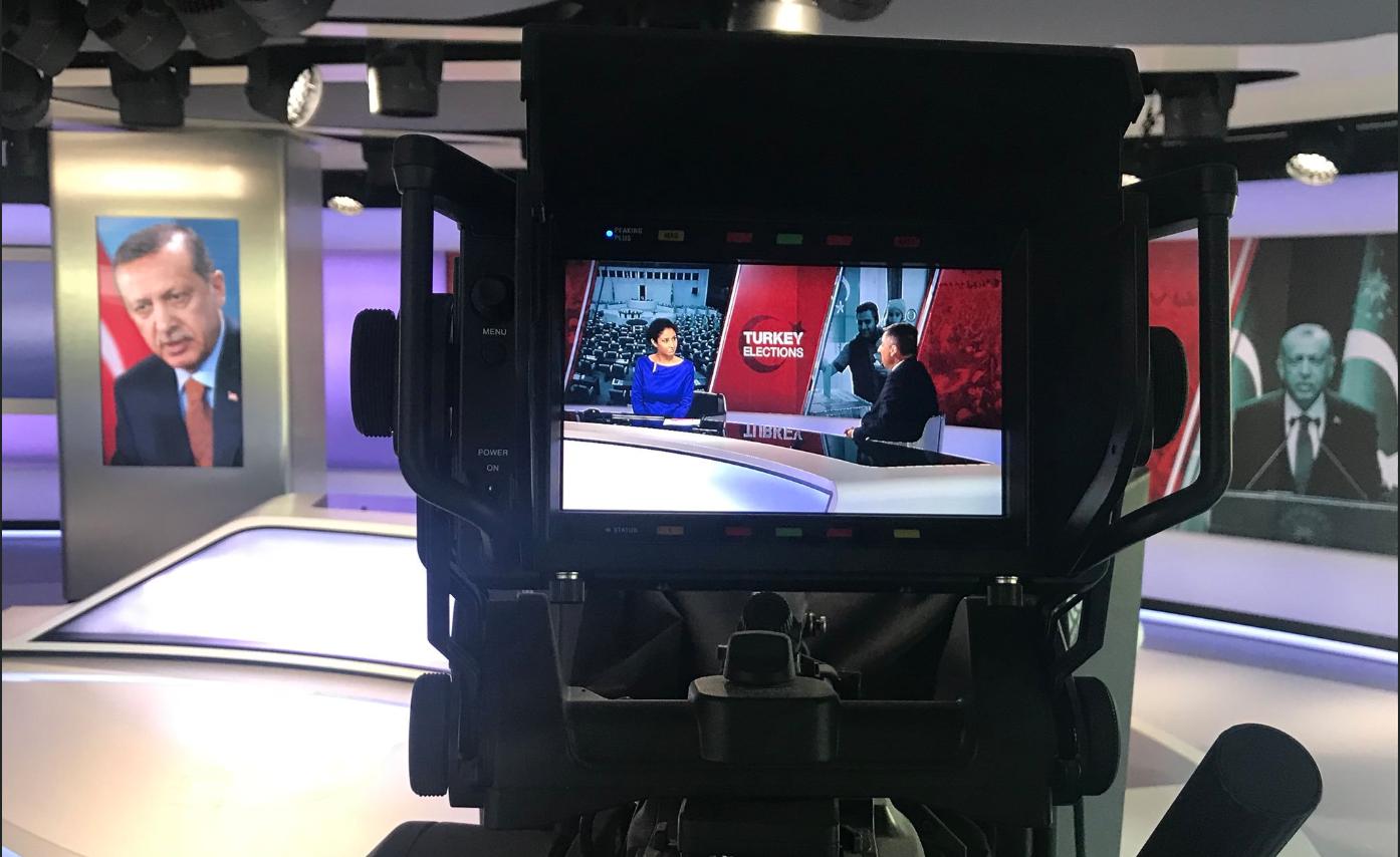Al Jazeera Interview
