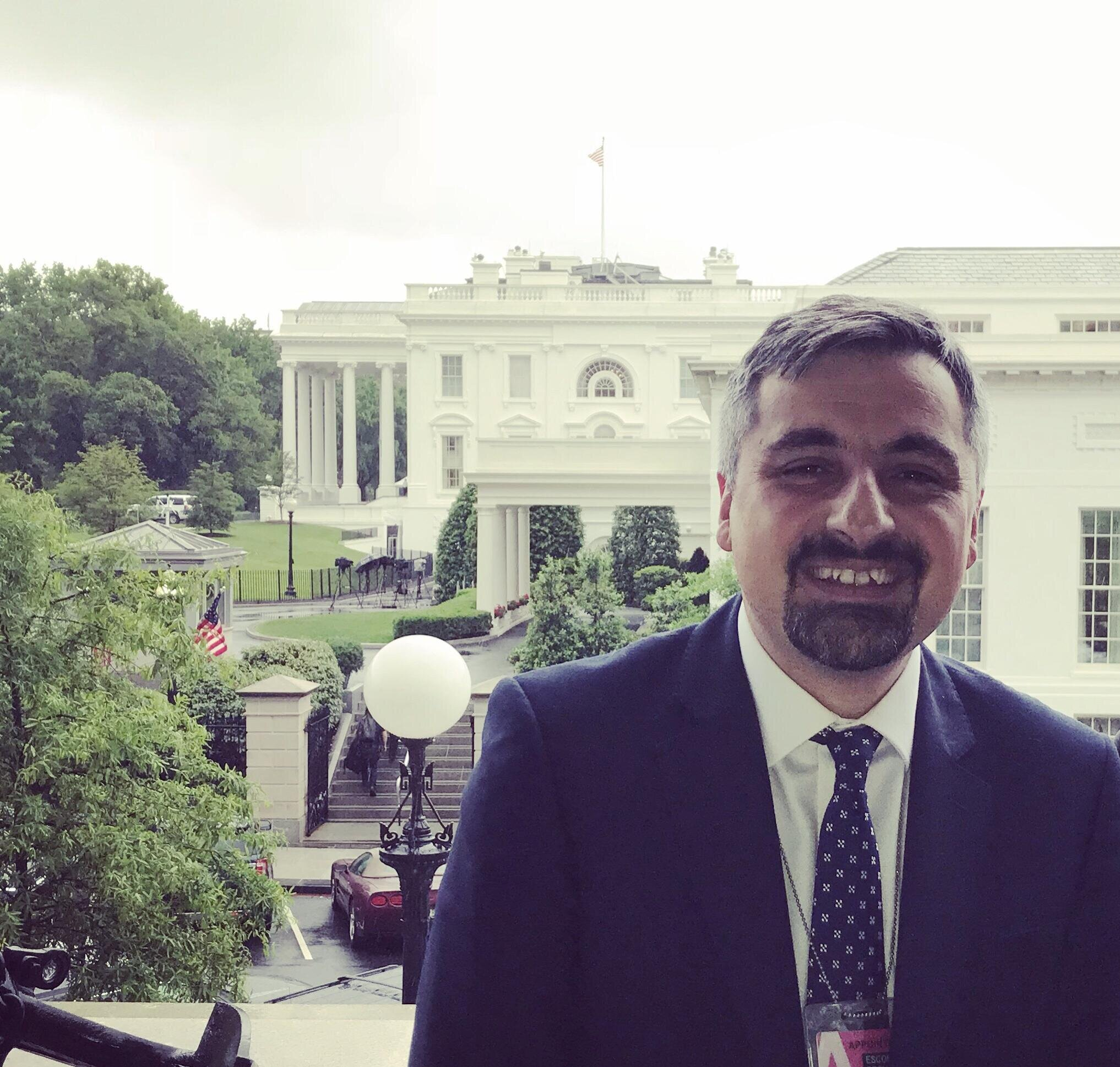 White House and NSC visit