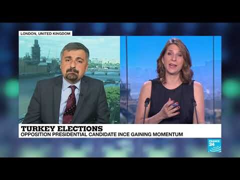 France 24 Interview