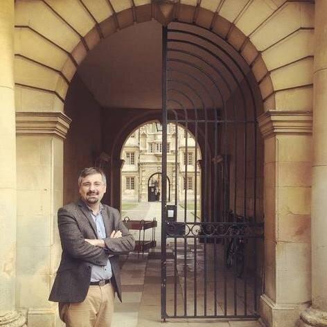 Cambridge years