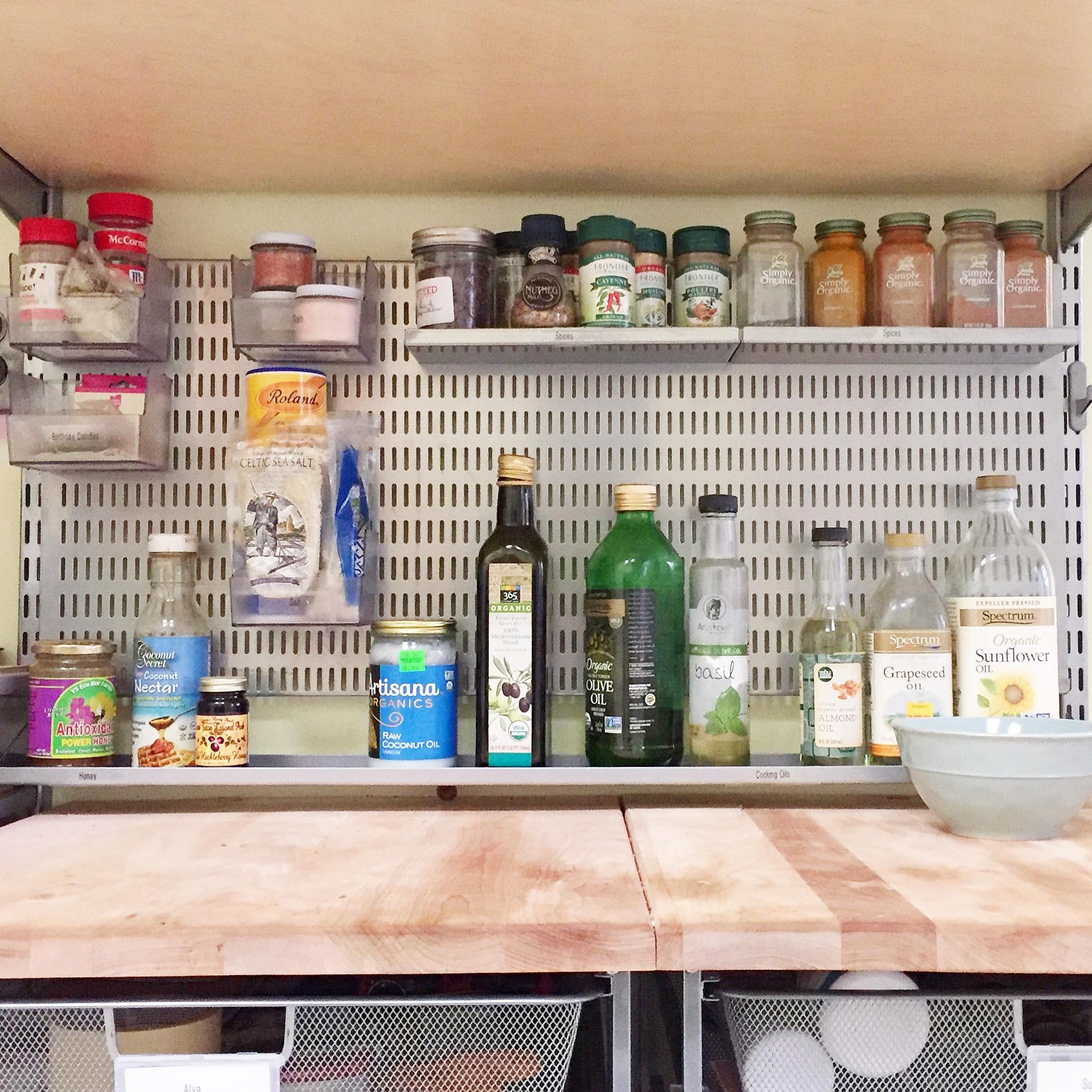 Henry & Higby_Kitchen Counter Organization.JPG