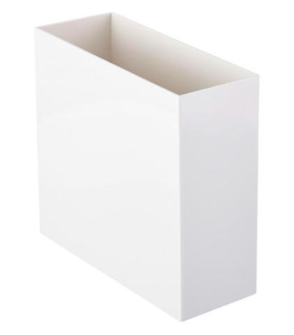 White Poppin Hanging File Box