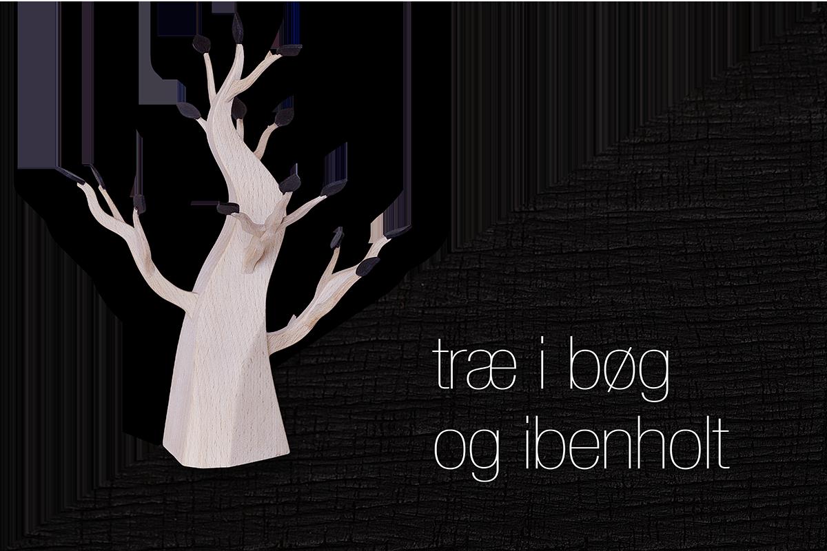beech and ebony tree