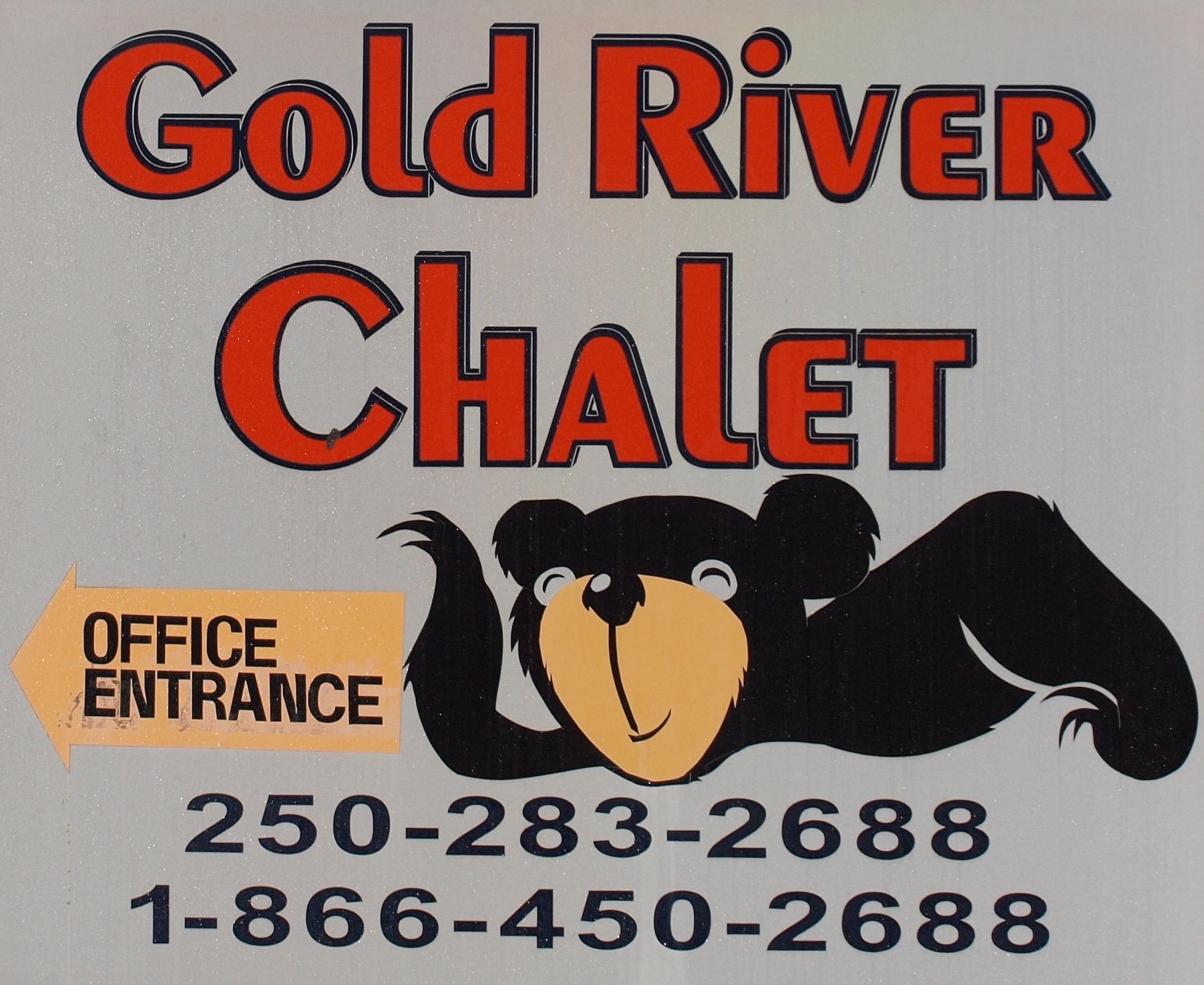 Gold River Chalet - Gold River