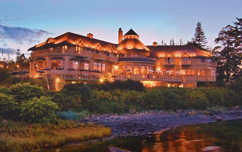 Painter's Lodge - Campbell River