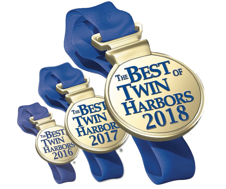 "We are literally the only cannabis stop to win the ""Best of twin harbors"" award, and to further that, we were voted 2018's business with the best customer service out of all twin harbors businesses!"