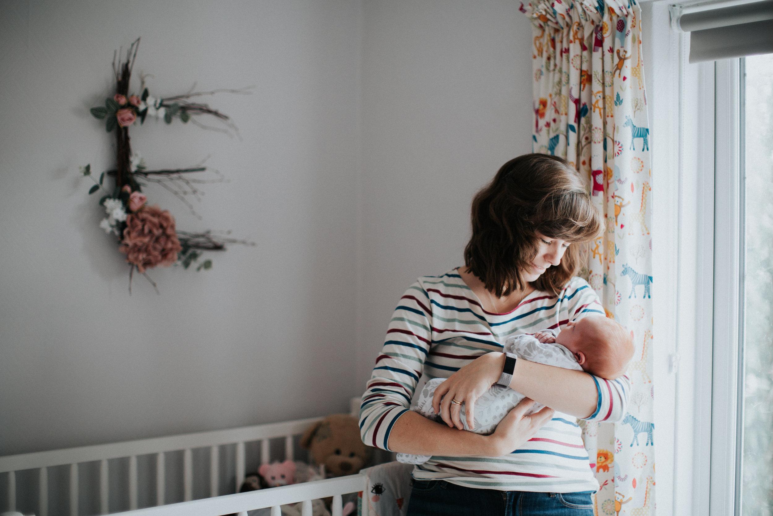 Newborn Photoshoot Devon