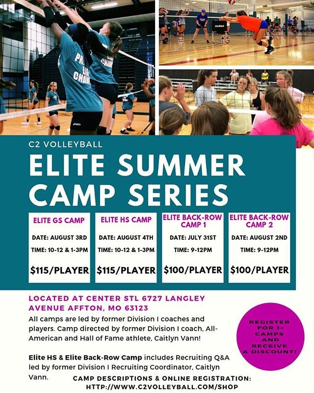 Join us in the gym this week for some fast-paced drills and lots of competitive play —  Only 2 Days left to register! Registration link in bio.