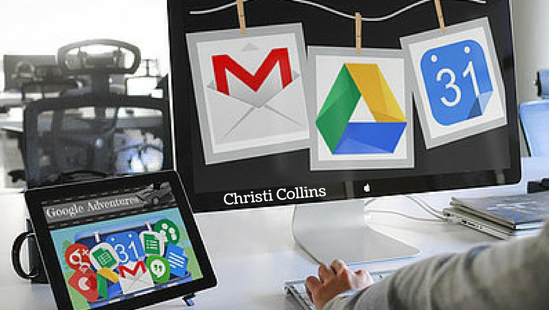 Christi Collins, Instructional Designer & Technology Trainer