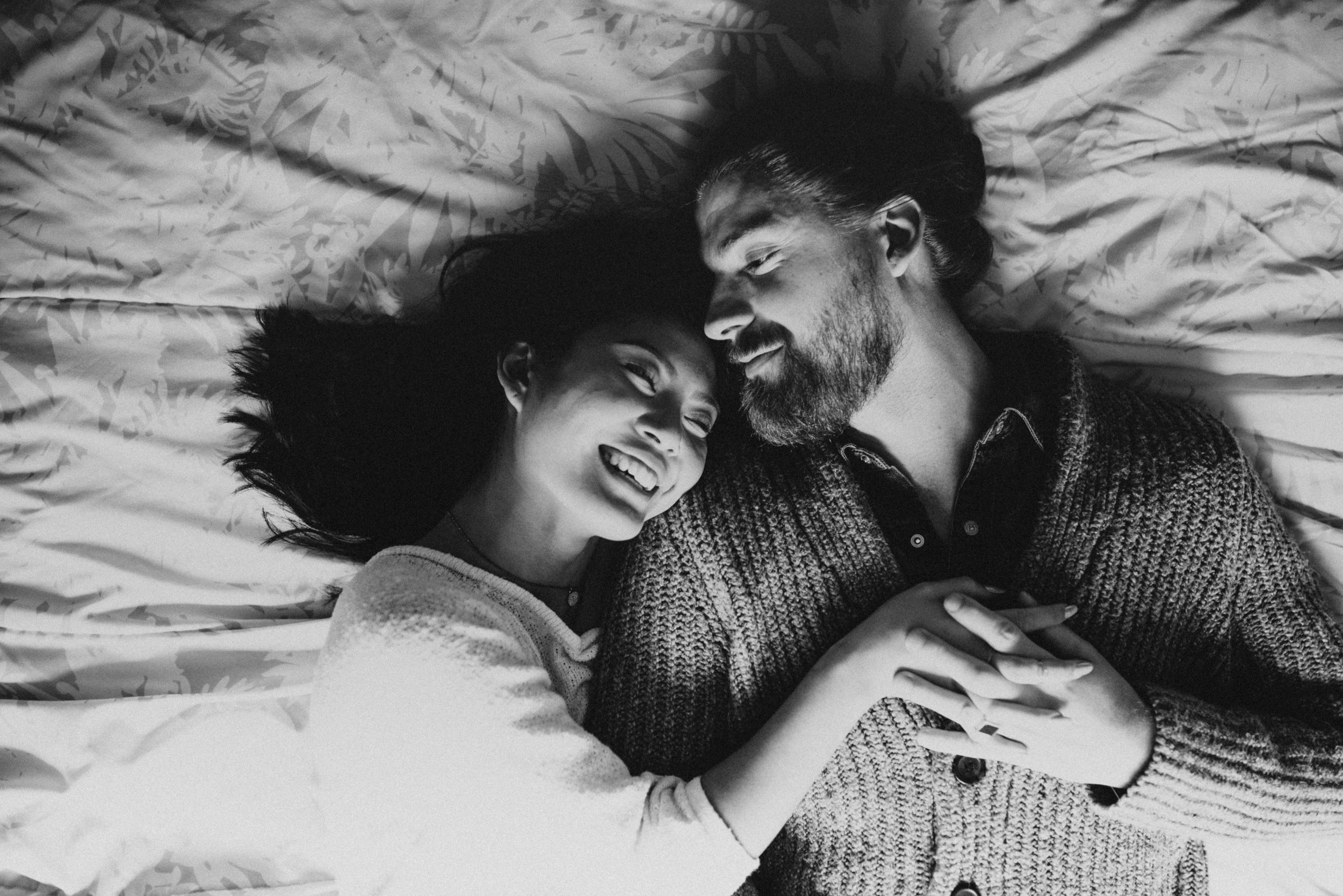 The McLachlans - Adventurous Photographers for the Wildly in Love - Joe & Gabby at home-90.jpg