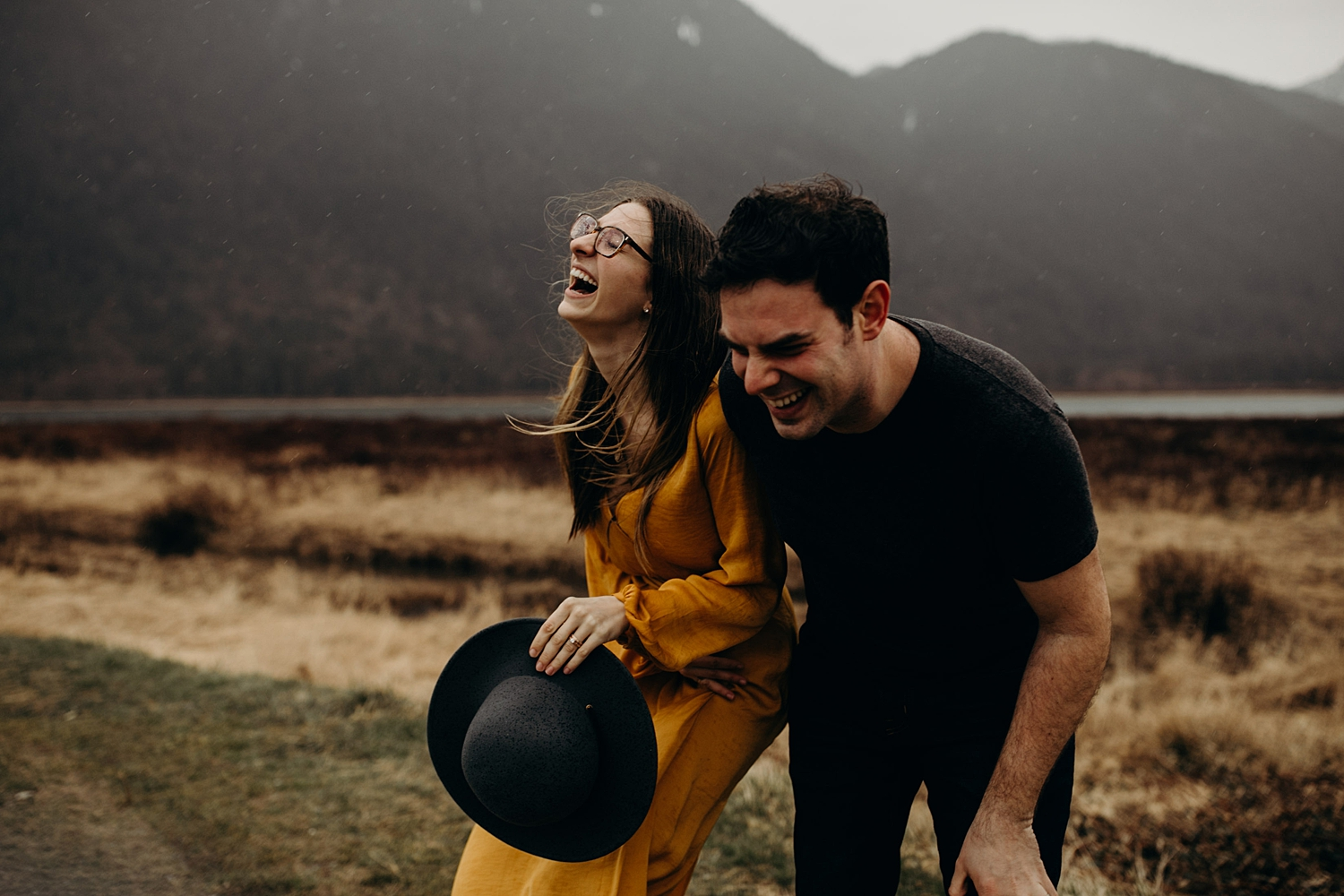 The McLachlans - Vancouver Wedding Photographers - Pitt Lake Engagements - Dan and Alleigra_0014.jpg