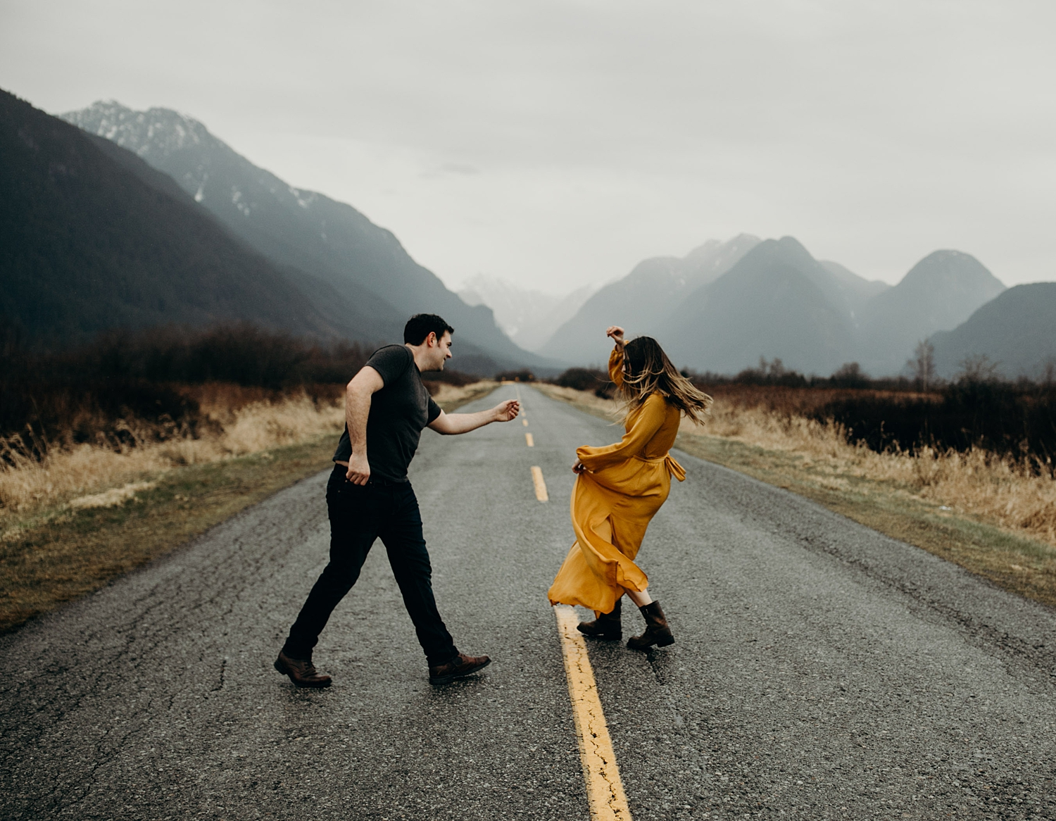 The McLachlans - Vancouver Wedding Photographers - Pitt Lake Engagements - Dan and Alleigra_0019.jpg