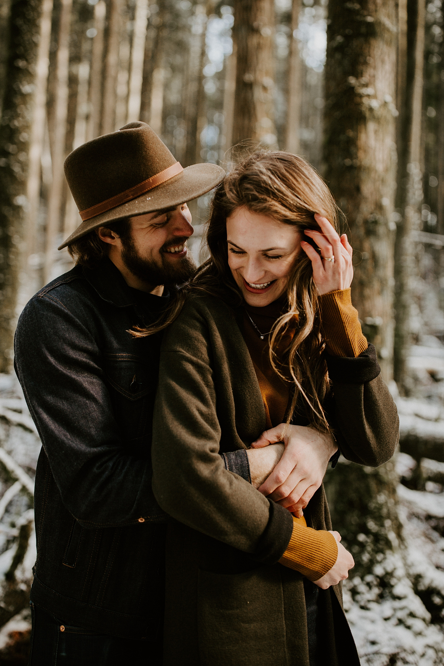 The McLachlans - Vancouver Wedding Photographers - Golden Ears Pitt Lake Engagements - John and Deidra_0023.jpg