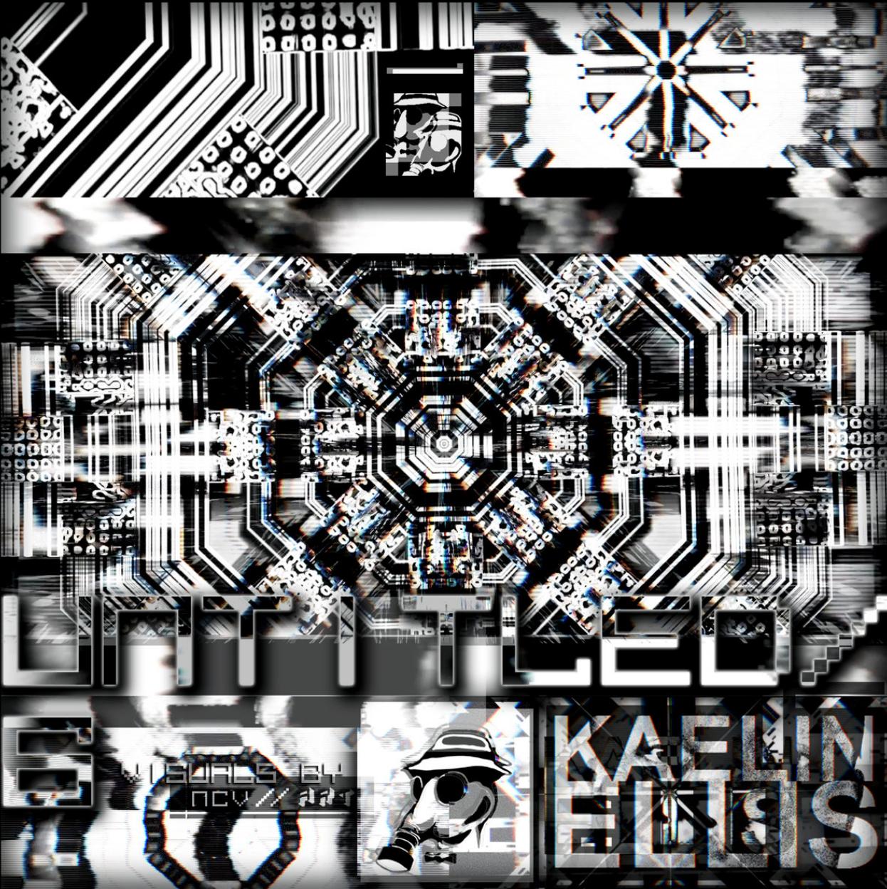 """Kaelin Ellis  """"Untitled/6"""""""