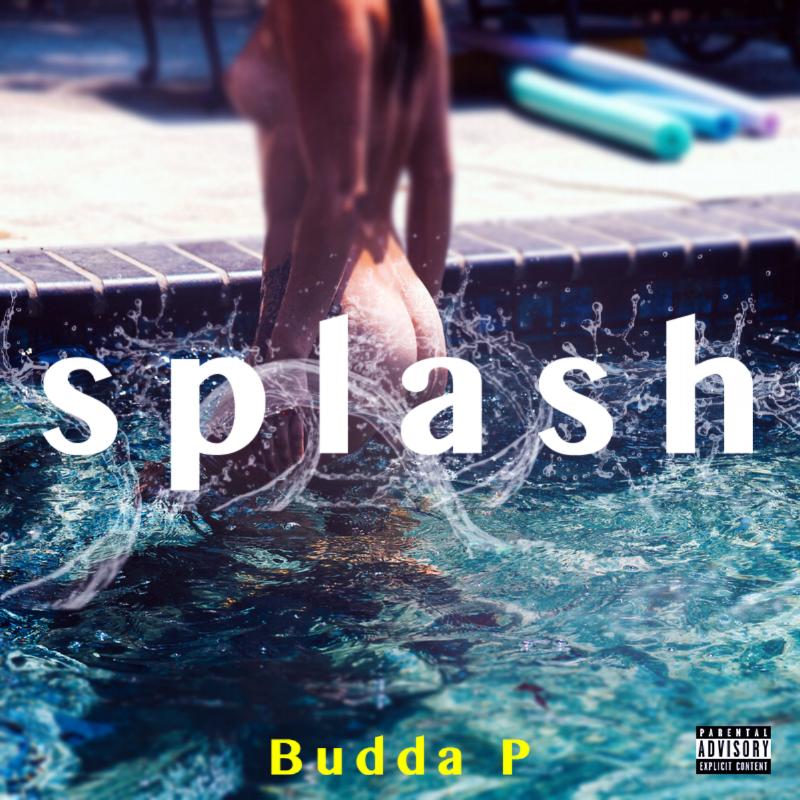 art cover |  budda p / splash