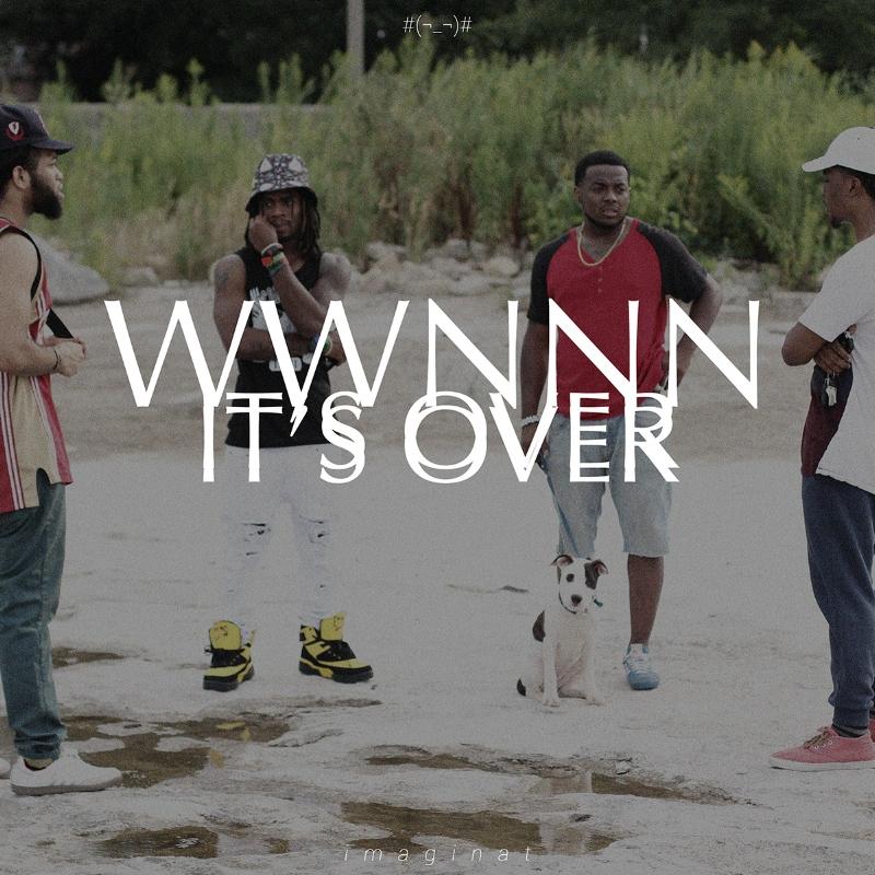 art cover |  wwnnn | its over