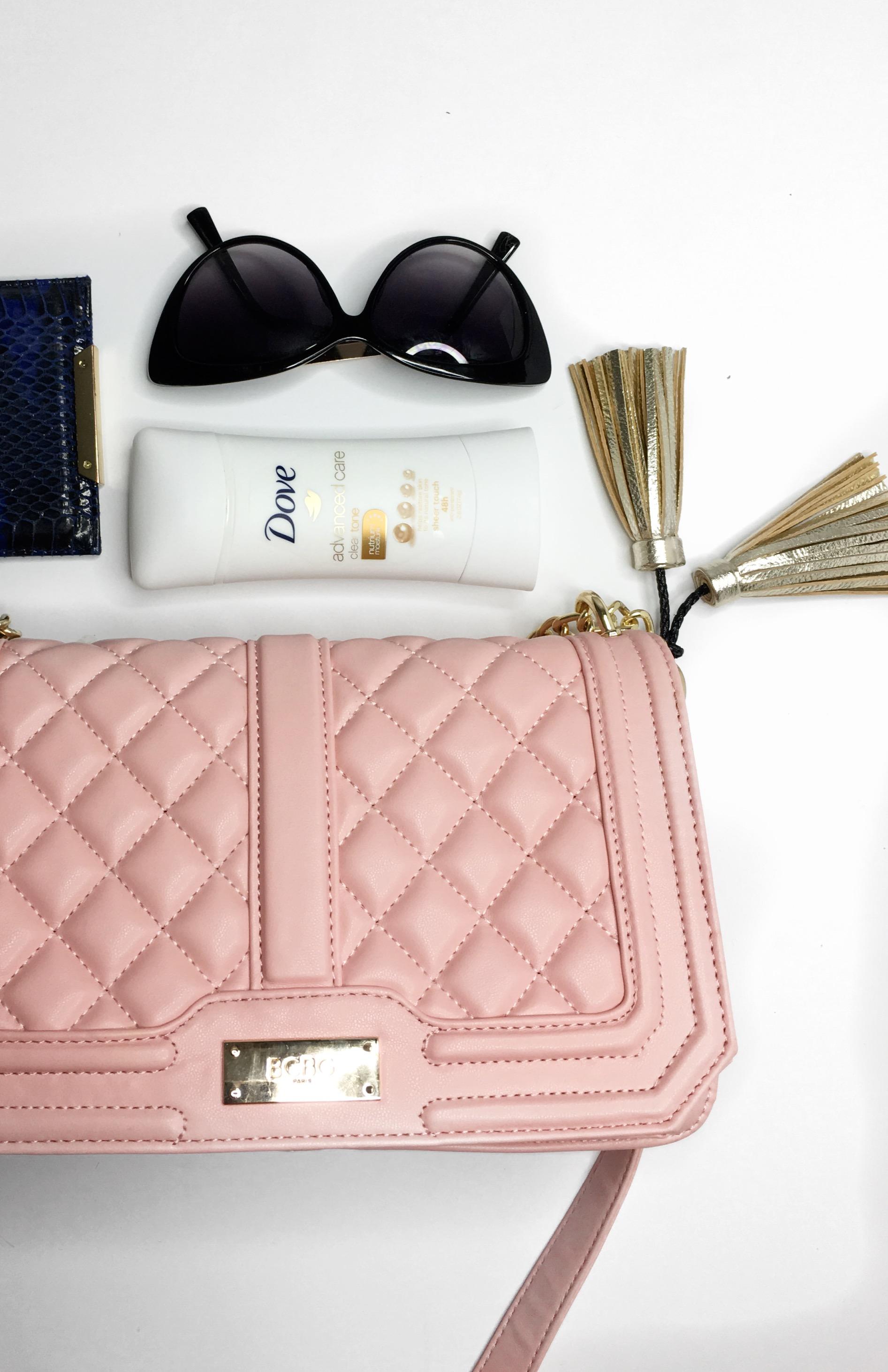 Dove and Handbag