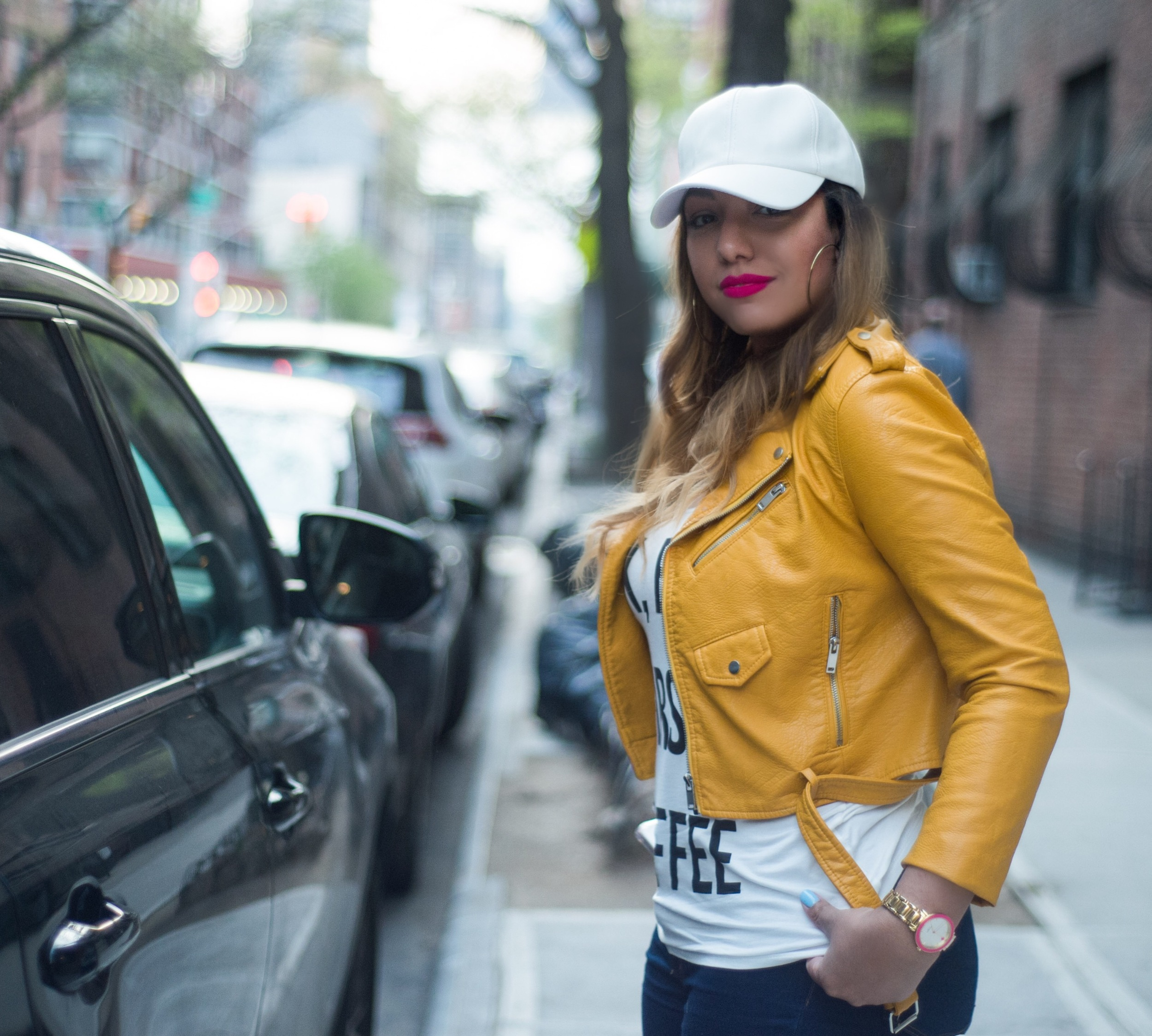Yellow Leather Jacket.JPG