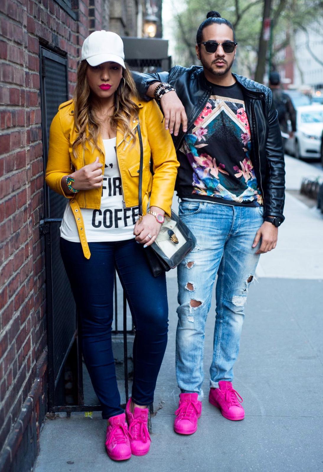 Fashion Couple NYC