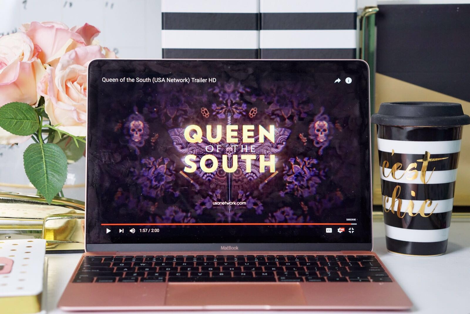 Queen of the South on the USA Network